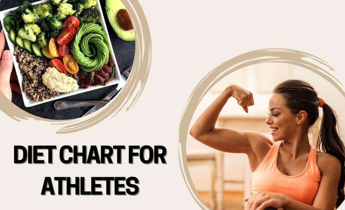 Athletes diet