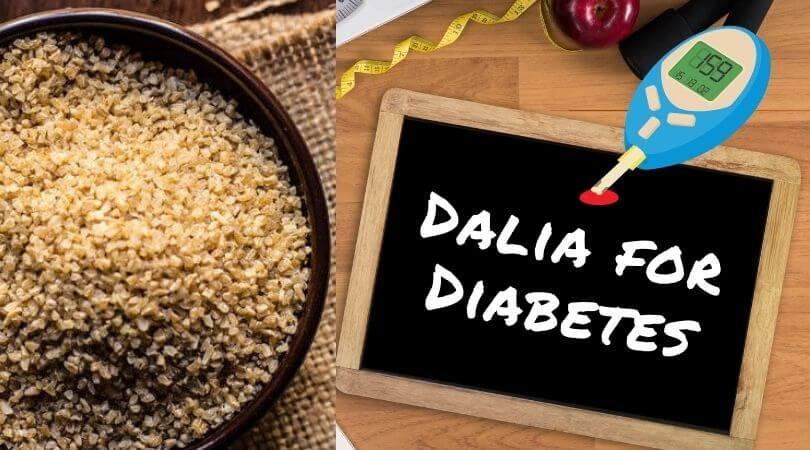 dalia for diabetes